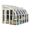 Rion 8x10 Sun Room 2 Greenhouse Kit - White (HG7610)