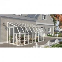 Rion 8x14 Sun Room 2 - Greenhouse Kit - White (HG7614)