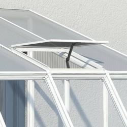 Rion  8x20 Sun Room 2 Greenhouse Kit - White (HG7620)
