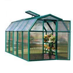 Rion 6x10 EcoGrow 2 Twin Wall Greenhouse Kit (HG7010)