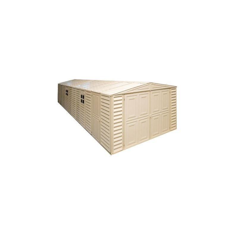 DuraMax 10.5'x30.5' Vinyl Storage Garage Kit (01616)