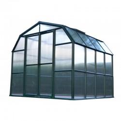 Rion 8x8 Grand Gardener 2 Twin Wall Greenhouse Kit (HG7208)
