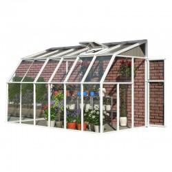 Rion 6x12 Sun Room 2 - Greenhouse Kit - White (HG7512)