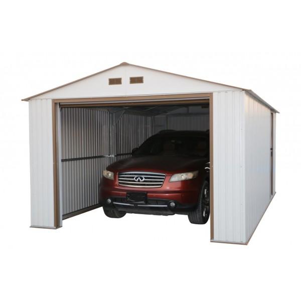 DuraMax 12x20 Imperial Steel Storage Garage Kit