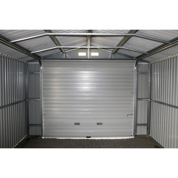 DuraMax 12'x26' Imperial Steel Storage Garage Kit