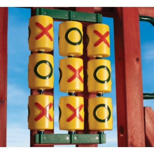 Gorilla Chateau Cedar Wood Swing Set Kit W Amber Posts