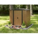Arrow Woodlake 6x5 Storage Shed Kit (WL65)