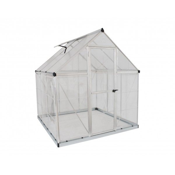 Palram hybrid greenhouse kit silver hg