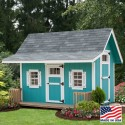 EZ-Fit Classic A-Frame 6' X 10' Playhouse Kit
