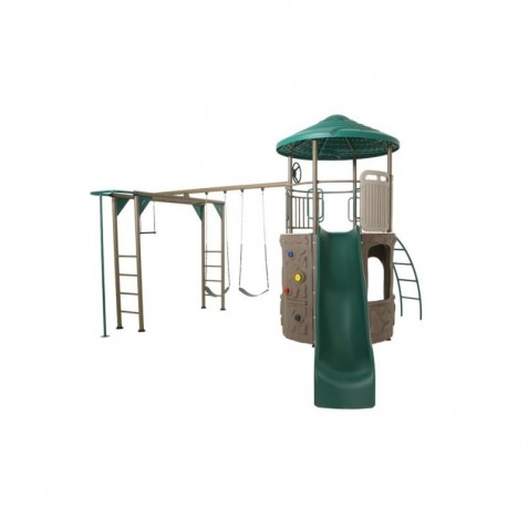 Lifetime Adventure Tower Deluxe - Earthtone (90630)