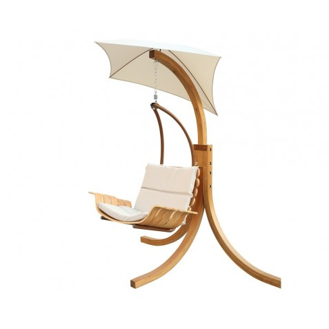 Leisure Season Swing Chair with Umbrella (SCU894)