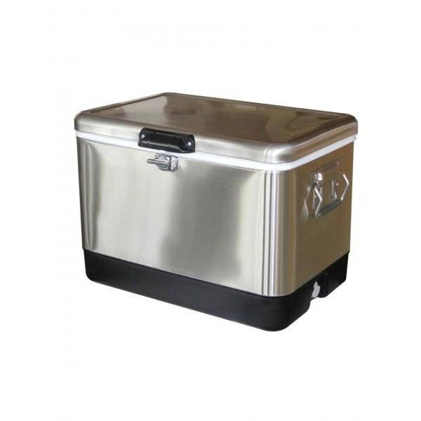 Leisure Season Stainless Steel Cooler (SSC1288)