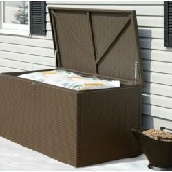 Arrow Spacemaker Deck Box - Espresso (DBBWES)