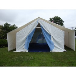 Rhino Shelter UN RELIEF-18'WX32'LX15'H ( model PB183215HWH )
