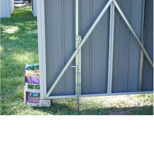 Arrow Mountaineer 10x15 Storage Building Kit Mhd1015