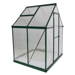 Palram 6x4 Mythos Hobby Greenhouse Kit - Green (HG5005G)