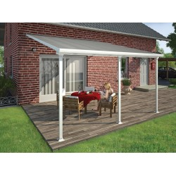 Palram 13x14 Feria Patio Cover Kit - White (HG9214)