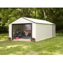 Arrow 14x31 Vinyl Murryhill Steel Garage Kit (VT1431)