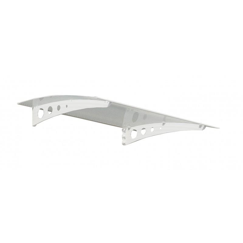 Palram Lyra 1350 Awning - White / Clear (HG9550)