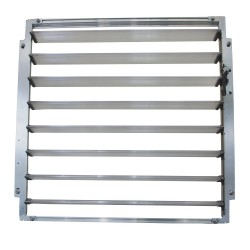 Palram Side Louver Window (HG1026)