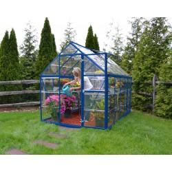 Palram Harmony 6' x 10' Hobby Greenhouse - Blue (HG5310B)