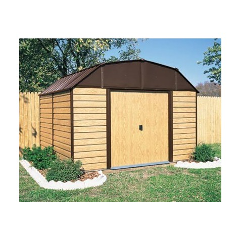 Arrow Woodhaven 10x9 Storage Shed Kit (WH109)