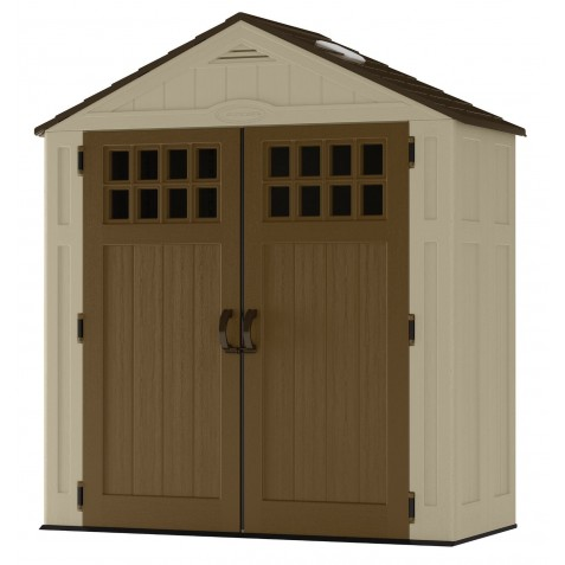 Suncast 6x3 Everett Storage Shed Kit w/ Floor (BMS6310D)