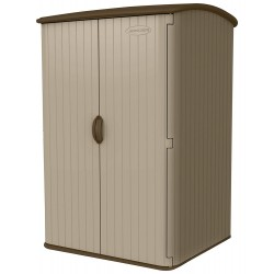 Suncast 98 cu. ft. Vertical Shed (BMS6500D)
