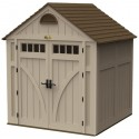 Suncast 7x7 Highland Storage Shed Kit w/ Floor (BMS7700)