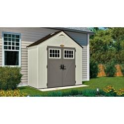 Suncast 2-Pack 8x4 Tremont Storage Shed w/ Floor (BMS8400)