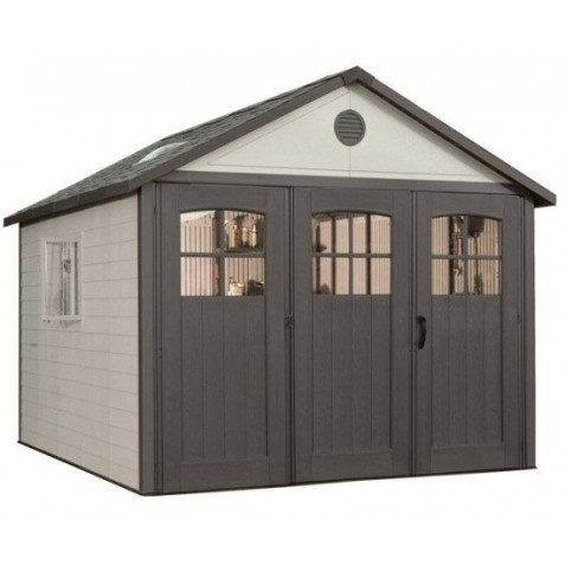 Lifetime 11x21 ft Storage Garage Kit (60237)