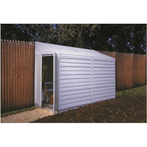 Arrow Yardsaver 4x10 Metal Side Shed Kit (YS410)