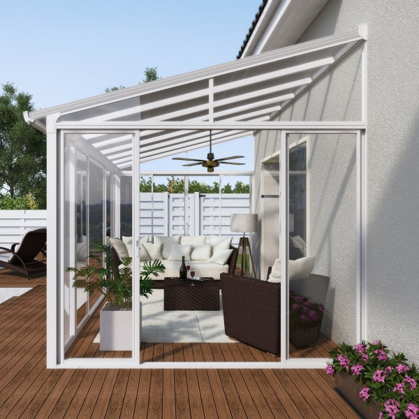 carports patio covers palram 13x14 san remo patio enclosure kit