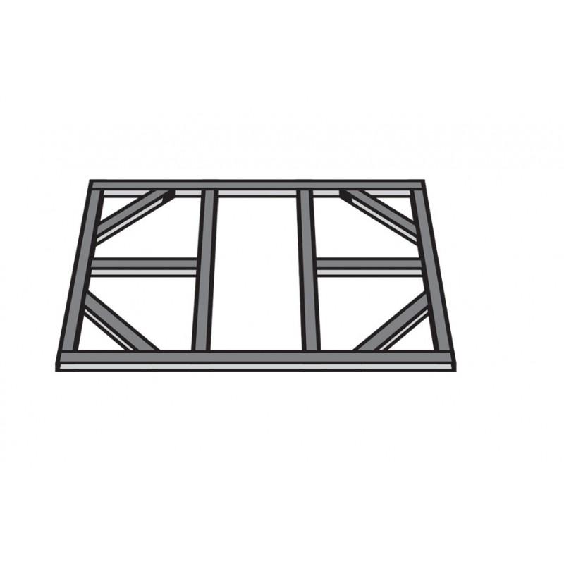 Globel Foundation Kit for 4x8 (GL2006)