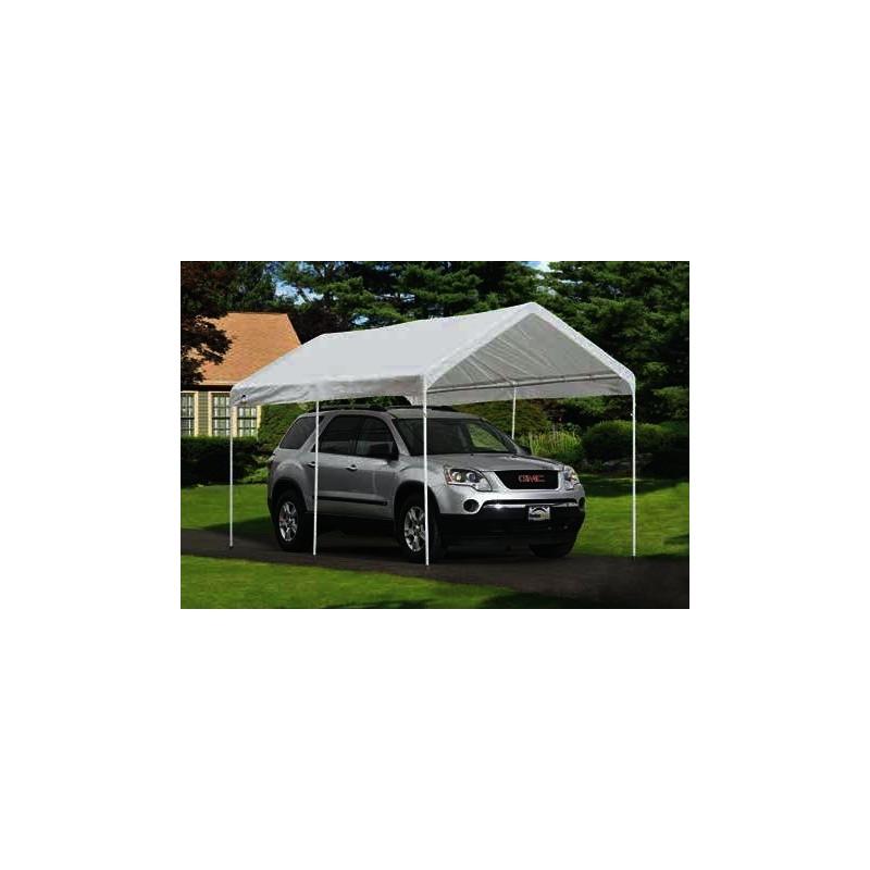 ShelterLogic MAX AP 9x16 Canopy Kit - White (25809)