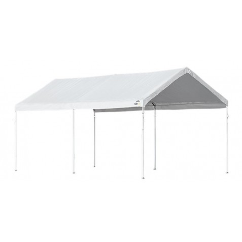 Shelter Logic 10x20 Accela Frame Canopy Kit - White (25949)