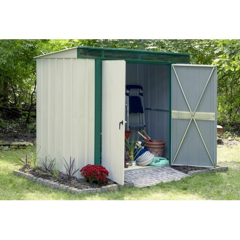 Arrow Eurolite 10x4 Lean To Shed Kit Elphd104