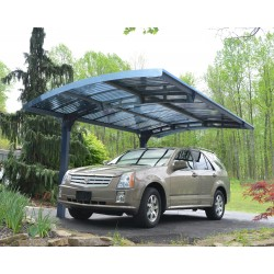 Palram 10x16 Arizona Wave 5000 Carport Kit (HG9105)