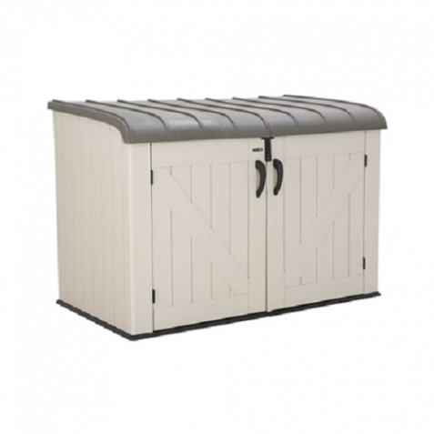 Lifetime Horizontal Outdoor Storage Box (60170)