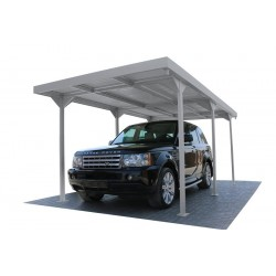 Duramax Palladium Car Shelter Kit (10072)