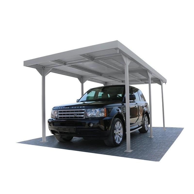 Duramax Palladium Car Shelter Kit (10072)