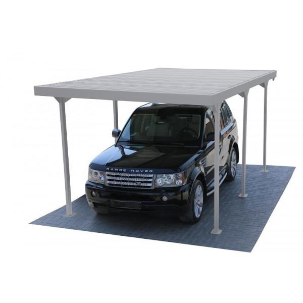 Duramax Palladium Car Shelter Kit 10072
