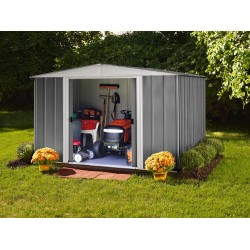 Arrow 10x9 Euro Hamlet Storage Shed Kit (LM109)