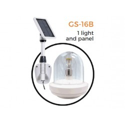 Gama Sonic Light My Shed IV Solar Shed Light (GS-16B)