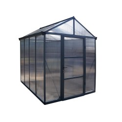 Palram 6x8 Glory Greenhouse Kit (HG6608)