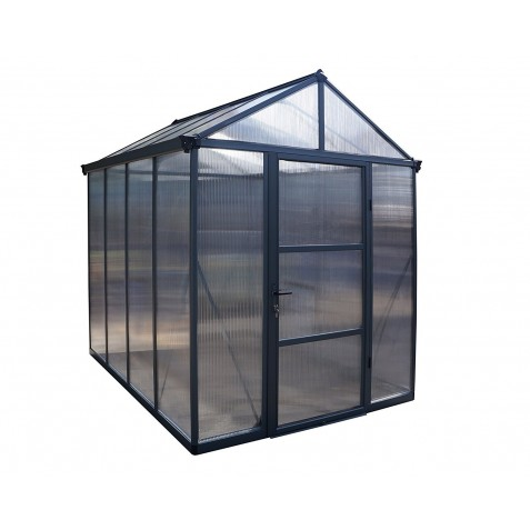 Palram 6x8 Glory Greenhouse Kit (HG6608)
