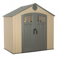 Lifetime 8x5 Outdoor Storage Shed Kit w/ Floor (60175)