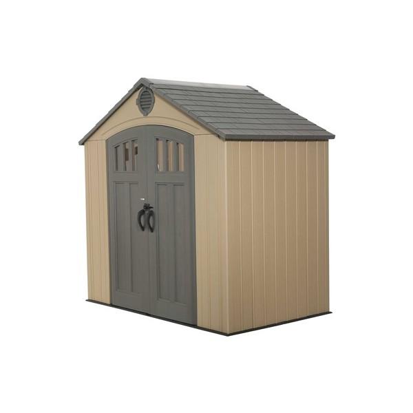 sc 1 st  ShedsDirect.com & Lifetime 8x5 Outdoor Storage Shed Kit w/ Floor (60175)