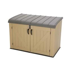 Lifetime Sheds 561 Gallon Plastic Horizontal Storage Box (60165)