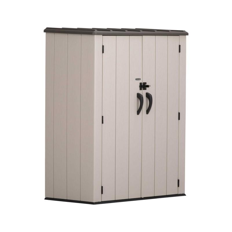 Lifetime Vertical Storage Shed Kit - 54 Cu. Ft. (60280)